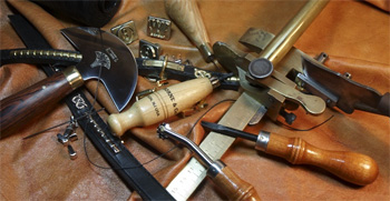Slade Czech - custom hand-made leather products